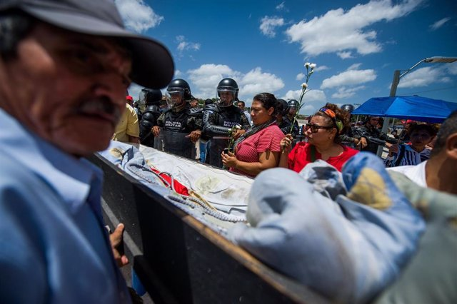 Conmemoración décimo aniversario del golpe de Estado contra Manuel Zelaya