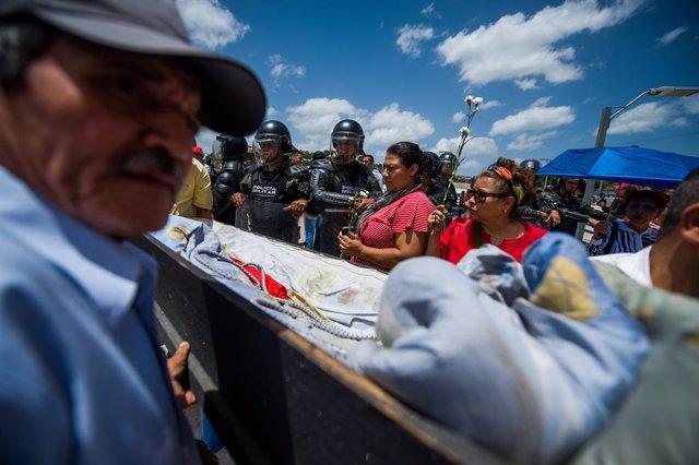 Honduras.- Honduras: uno de los lugares más peligrosos del mundo para los period