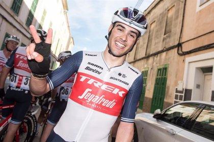 Matteo Moschetti repite victoria en el Trofeo Playa de Palma
