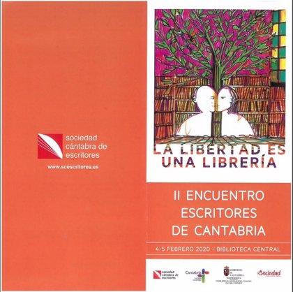 La Biblioteca Central acoge el II Encuentro de Escritores de Cantabria