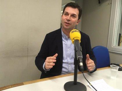 """Gonzalo Caballero está convencido de que en estas elecciones autonómicas el PSdeG va """"a jubilar a Feijóo políticamente"""""""