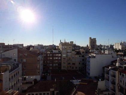 Los termómetros superan los 25 grados este domingo en varios puntos de la Comunitat Valenciana