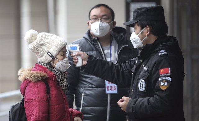 Brote de coronavirus en China