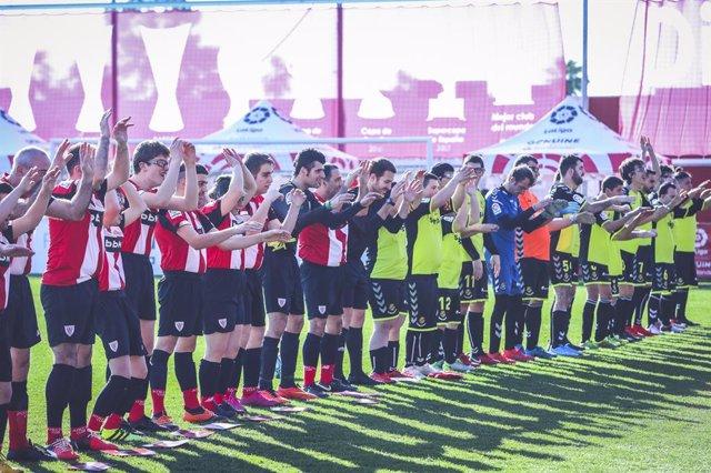 Fútbol.- Sevilla dice hasta pronto a LaLiga Genuine Santander
