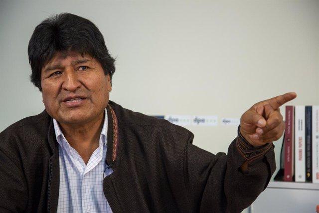 Bolivia.- La apoderada de Morales es enviada a prisión preventiva ante un posibl