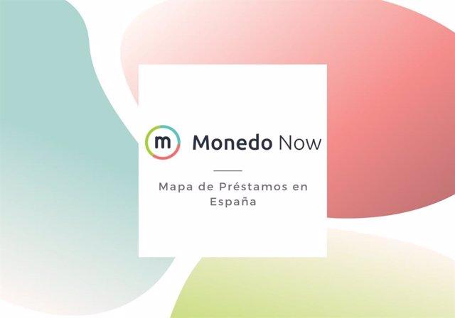 COMUNICADO: ¿Dónde se piden más préstamos por Internet? Monedo Now publica su Ma