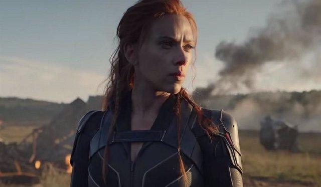 Scarlett Johansson protagoniza Viuda Negra