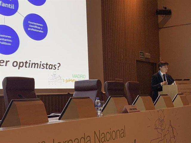 Jordi Miró sobre su ponencia en la IV Jornada Nacional sobre Dolor Infantil.