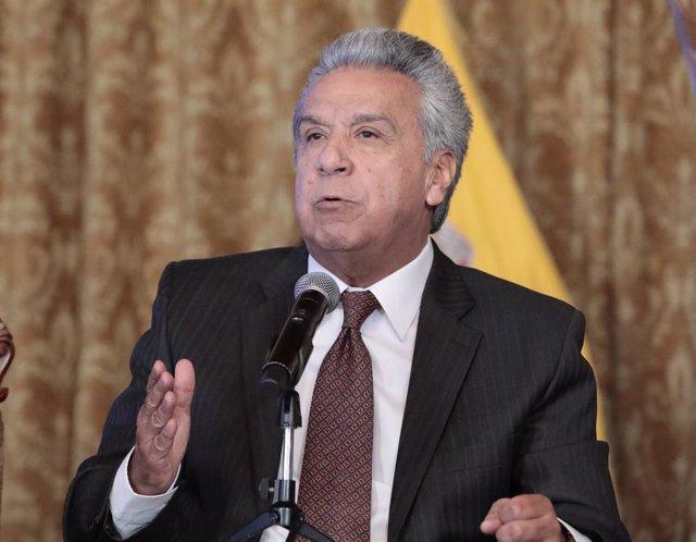 Ecuador.- Moreno pide perdón por decir que las mujeres solo denuncian acoso cuan