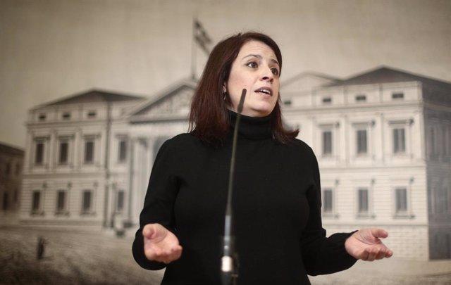 VÍDEO: El PSOE traslada su apoyo al Rey frente a la censura de ERC, Junts, Bildu