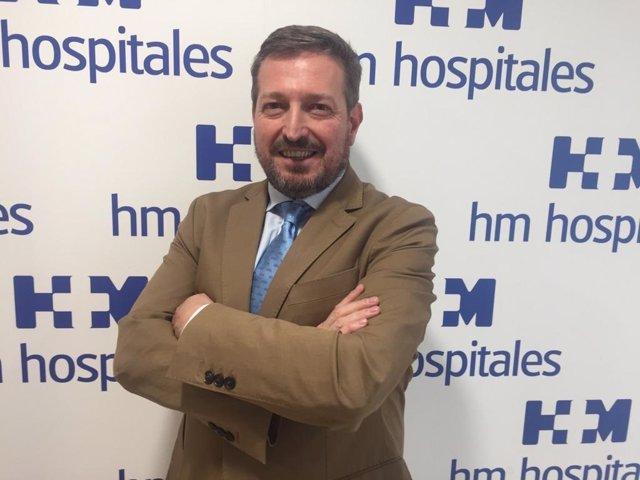 ALBERTO ESTIRADO, NUEVO DIRECTOR DE SISTEMAS DE INFORMACIÓN Y TRANSFORMACIÓN DIGITAL DE HM HOSPITALES