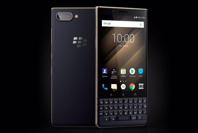 TCL dejará de vender móviles de marca BlackBerry el 31 de agosto
