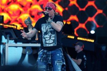 Foto: Guns n' Roses no pueden dejar de anunciar conciertos: Ahora una nueva gira por Norteamérica