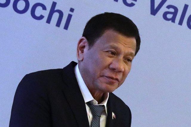 Coronavirus.- Duterte descarta prohibir la entrada al país de ciudadanos chinos
