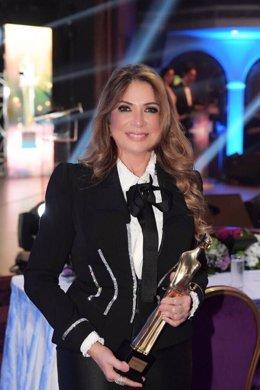 La nueva embajadora de Ecuador en Estados Unidos, Ivonne Baki.