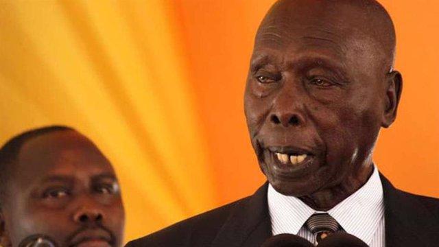 Kenia.- Muere el expresidente de Kenia Arap Moi, quien gobernó el país con puño
