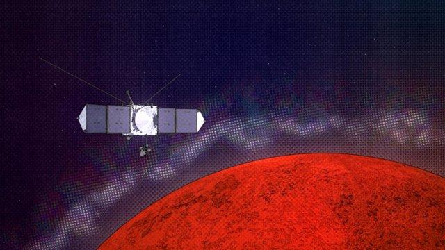Marte permite explorar misterios de la ionosfera en la Tierra