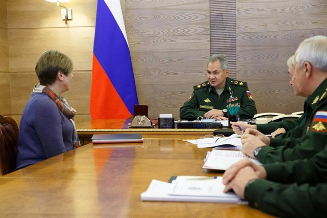Coronavirus.- Rusia envía un avión de transporte militar para evacuar a los ciud