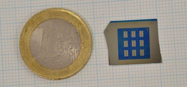 Amplificador de grafeno