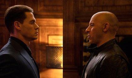 Fast and Furious 9: Los hermanos Toretto, Vin Diesel y John Cena, frente a frente en las nuevas imágenes