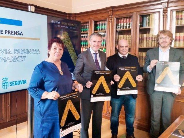 COMUNICADO: La ciudad de Segovia pone en marcha su iniciativa Business Market pa
