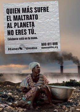 Campaña de Manos Unidas 2020