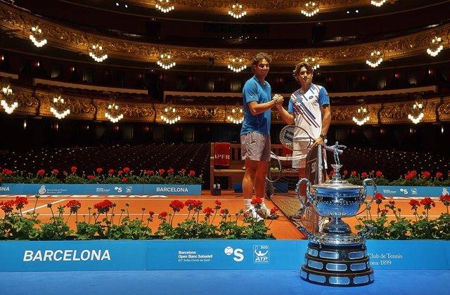 Tenis.- Rafa Nadal inaugura este miércoles su academia en Kuwait con una exhibic