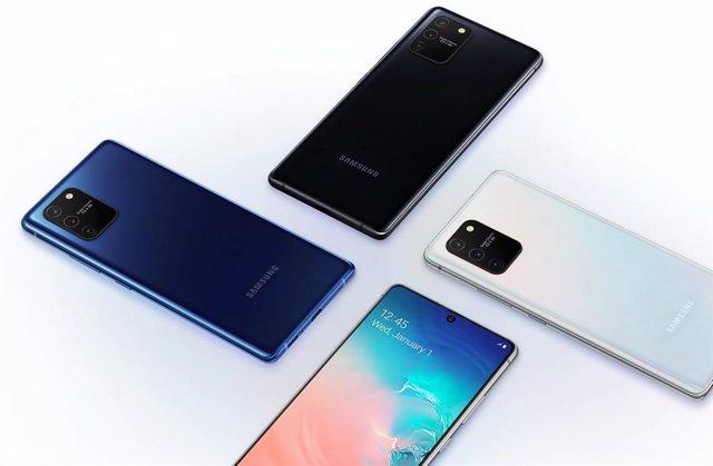 Llegan a España las versiones Lite de los smartphones Samsung Galaxy S10 y Note1