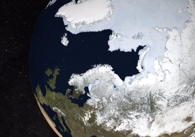 Menos contaminación por aerosoles se vincula a inviernos más benignos