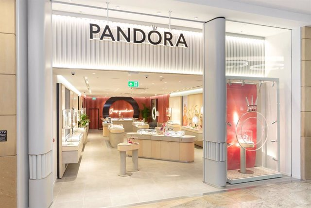 Dinamarca.- Pandora gana 394 millones en 2019, un 41,6% menos