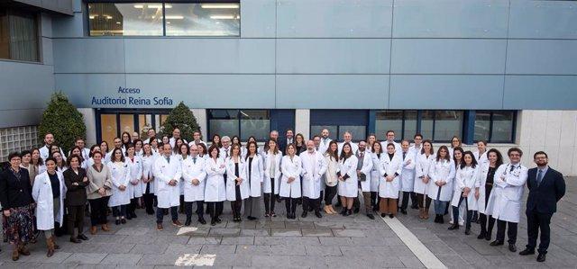 Equipo médico del HM CIOCC
