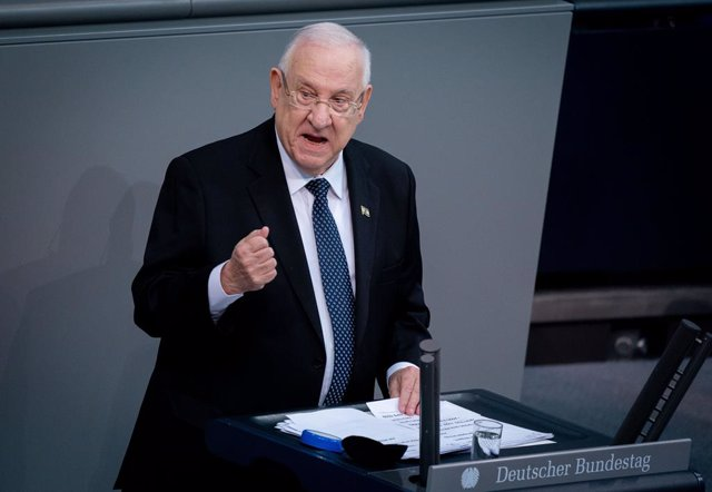 O.Próximo.- El presidente israelí pide negociaciones directas con Palestina a pa