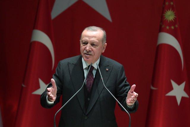 AMP.- Siria.- Erdogan descarta abrir un conflicto con Rusia tras el ataque en Id