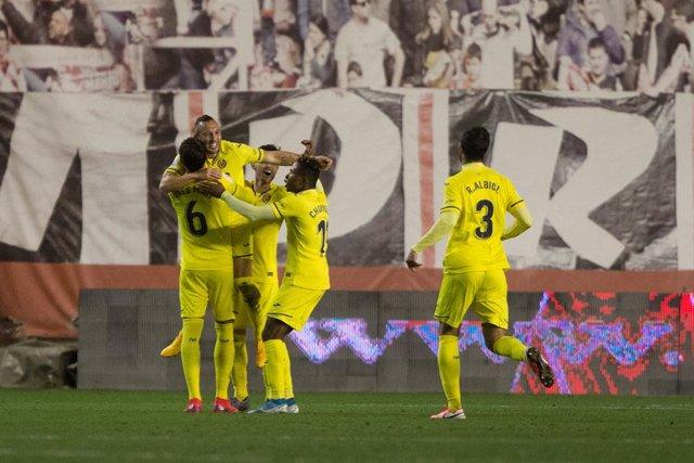 Fútbol/Copa.- Previa del Mirandés - Villarreal