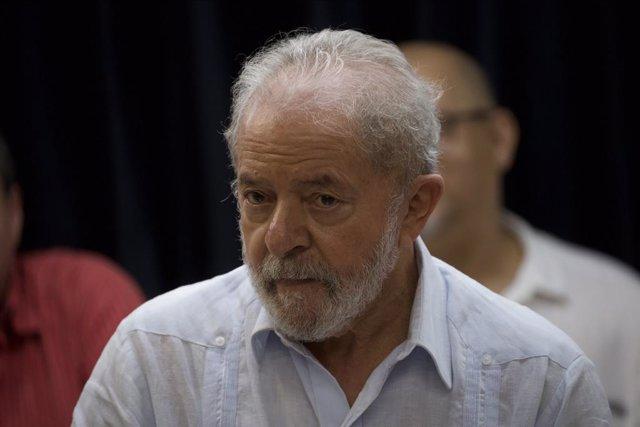 Brasil.- Lula pide a la Justicia brasileña que suspenda su interrogatorio por co