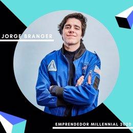 COMUNICADO: Jorge Branger, el joven emprendedor que revolucionará el 2020