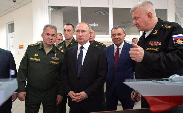 Coronavirus.- Rusia evacúa a 80 ciudadanos rusos de Wuhan en un avión militar