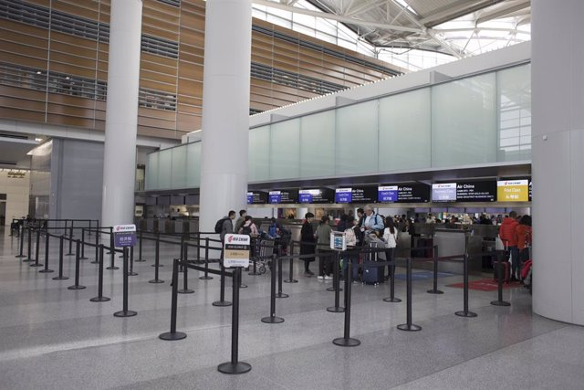 United Airlines i American Airlines han decidit cancel·lar els seus vols a Hong Kong a causa del coronavirus.