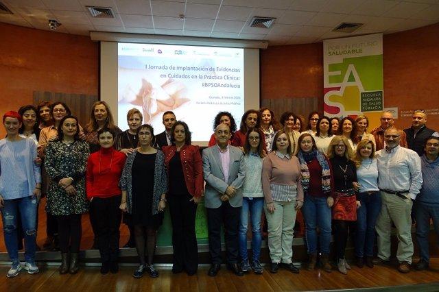 Andalucía.-El SAS impulsa excelencia en cuidados con el desarrollo de buenas prácticas innovadoras en centros sanitarios