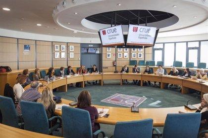 La CRUE se reúne este jueves en Toledo para debatir el futuro de la universidad española