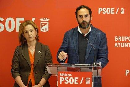 El PSOE pide que se recuperen los 32 millones de euros que deben los privados de Limasa al Ayuntamiento de Málaga
