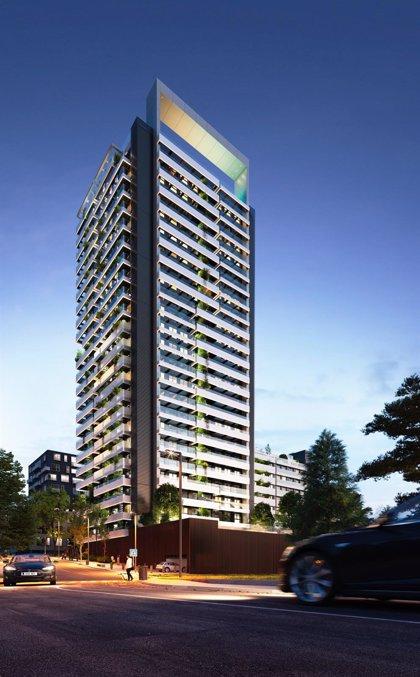 Dragados construirá las dos torres de viviendas de lujo en Madrid que promueve una firma suiza