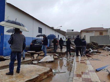 El PSOE lleva al Congreso la próxima semana un plan de ayudas por los últimos temporales