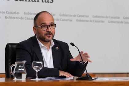 """Valbuena tilda de """"imprudencia"""" la presentación del proyecto de Punta de Abona porque el Gobierno aún lo está analizando"""