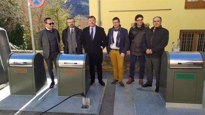 Este miércoles entran en funcionamiento los contenedores soterrados en cuatro puntos de Cuenca capital