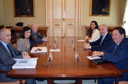 Euskadi recibirá para marzo el traspaso del seguro escolar, productos farmacéuticos y ayudas previas a jubilaciones