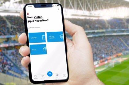 CaixaBank y el RCD Espanyol lanzan una 'app' para impulsar el primer estadio 'cashless' de España