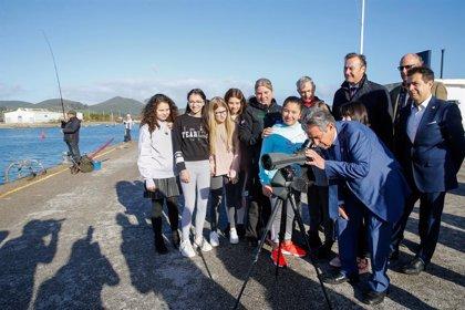 """Revilla dice que los jóvenes son gran esperanza frente a la """"catástrofe"""" del cambio climático"""