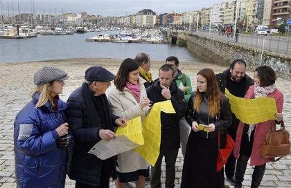 'Monumental' pone en el mapa piezas artísticas de Santander, algunas desconocidas