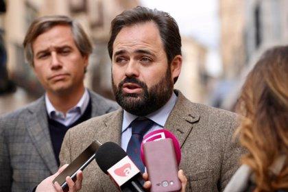 Núñez exigirá a Page que los 135 millones del IVA que adeuda el Gobierno de España se destinen al sector agrario de C-LM